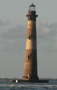 Morris Island Light House